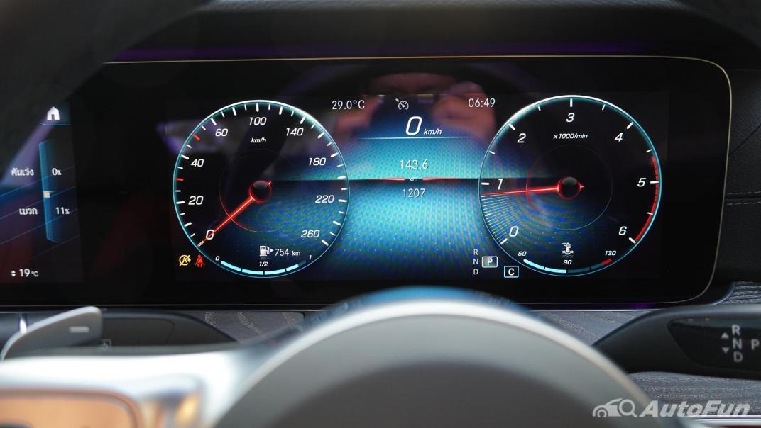 2021 Mercedes-Benz CLS 220 d AMG Premium Interior 016