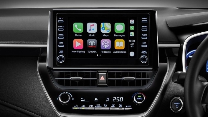 Toyota Corolla-Altis Public 2020 Interior 005
