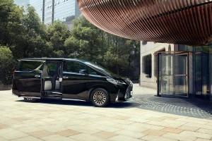 All-New 2020 Lexus LM เปิดตัวครั้งแรกในเอเชีย-แปซิฟิก เคาะราคา 5.5-6.5 ล้านบาท
