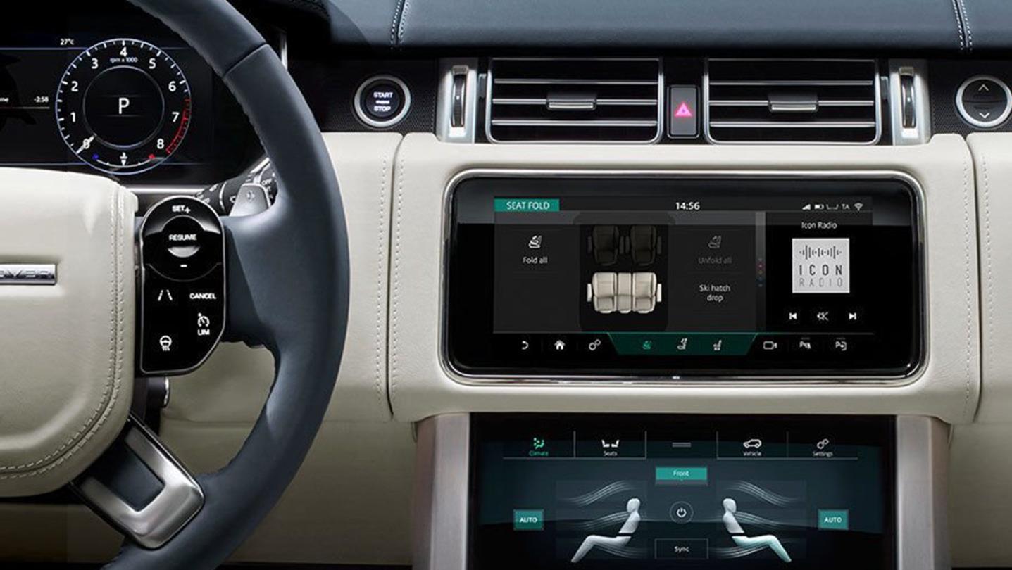 Land Rover Range Rover 2020 Interior 005