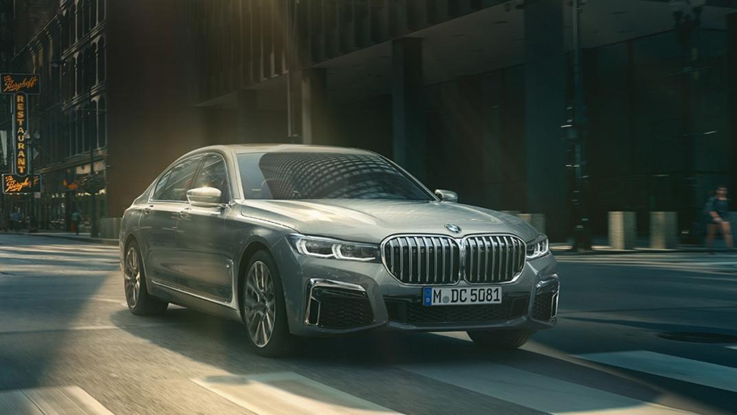 BMW 7-Series-Sedan Public 2020 Exterior 005