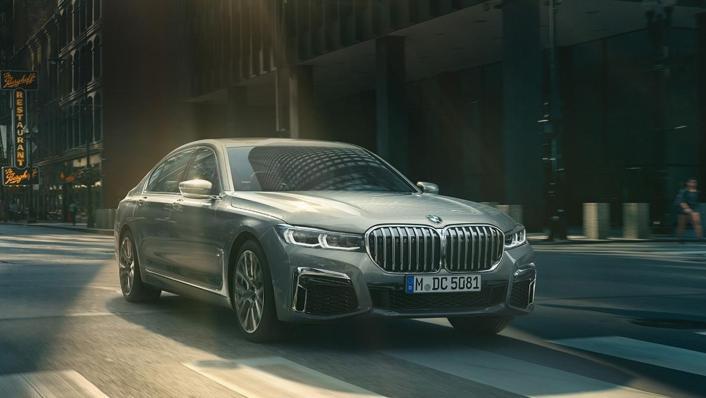 BMW 7-Series-Sedan 2020 Exterior 005