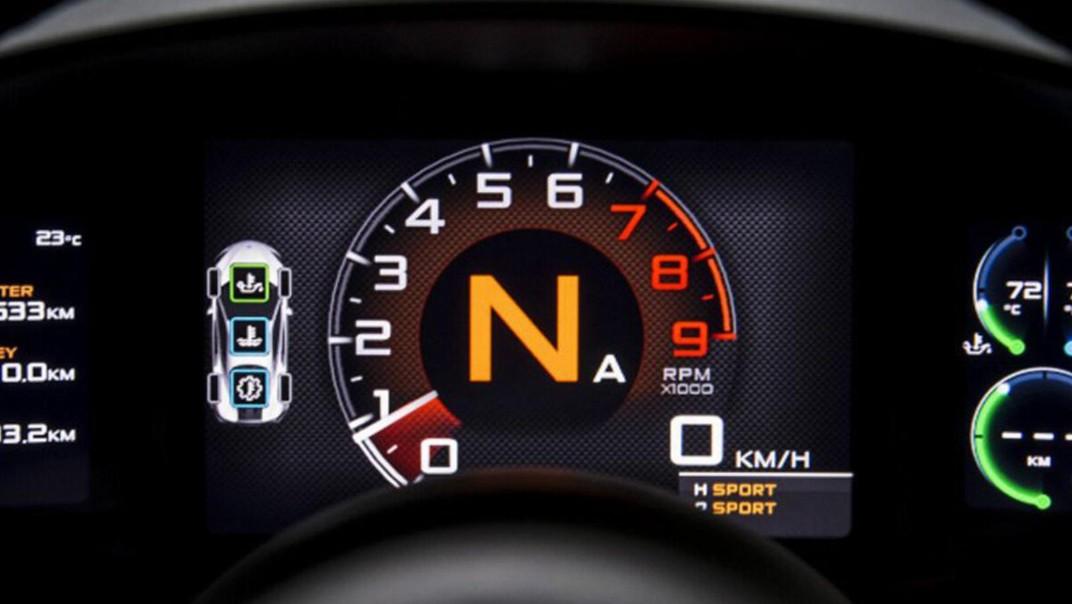 McLaren 570S-New 2020 Interior 006