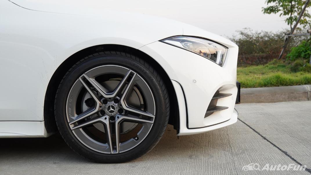 2021 Mercedes-Benz CLS 220 d AMG Premium Exterior 039