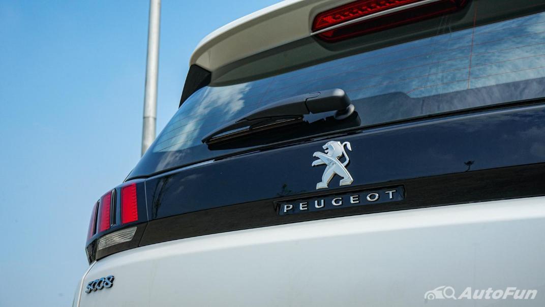 2020 Peugeot 5008 1.6 Allure Exterior 020