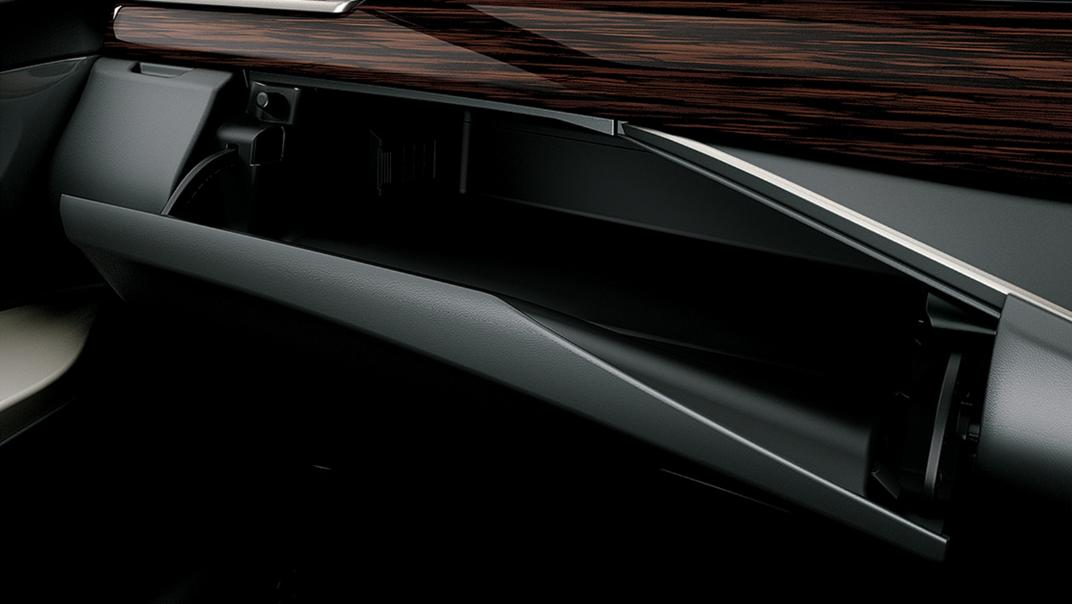 2021 Toyota Innova Crysta Interior 014