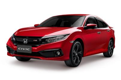 2020 Honda Civic 1.8 EL