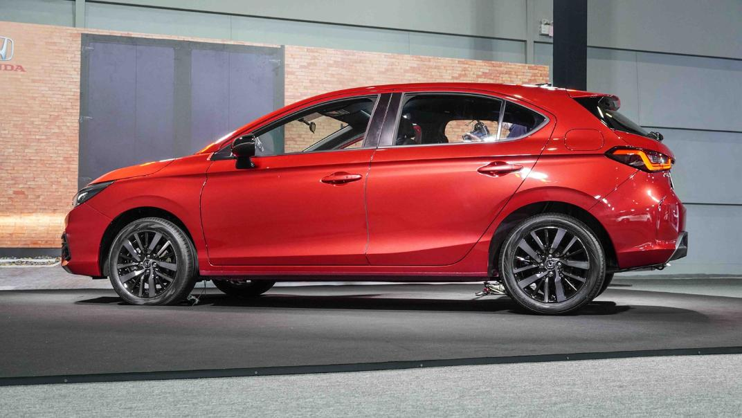 2021 Honda City Hatchback 1.0 Turbo RS Exterior 047