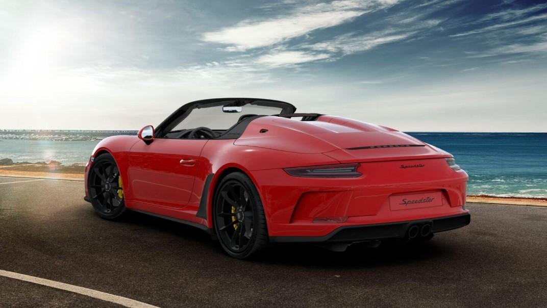 Porsche 911 2020 Exterior 017