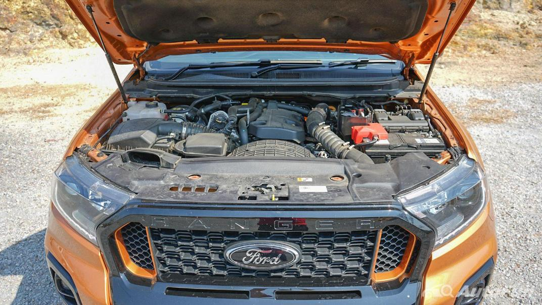 2020 Ford Ranger Double Cab 2.0L Turbo Wildtrak Hi-Rider 10AT Others 001
