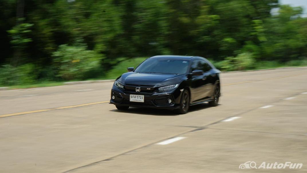 2020 Honda Civic 1.5 Turbo RS Exterior 090