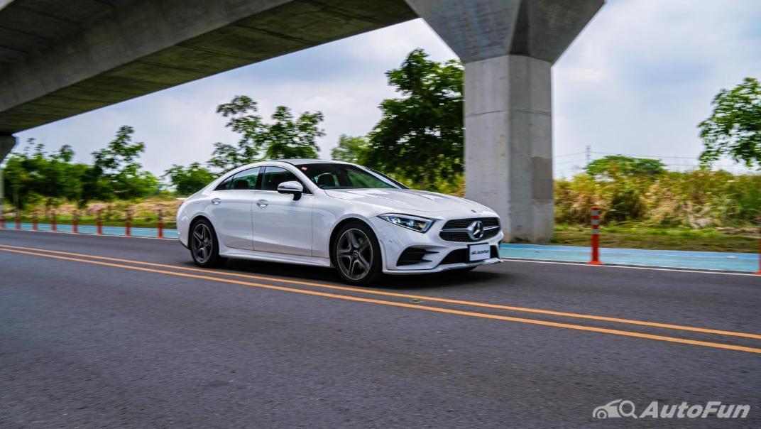 2021 Mercedes-Benz CLS 220 d AMG Premium Exterior 052