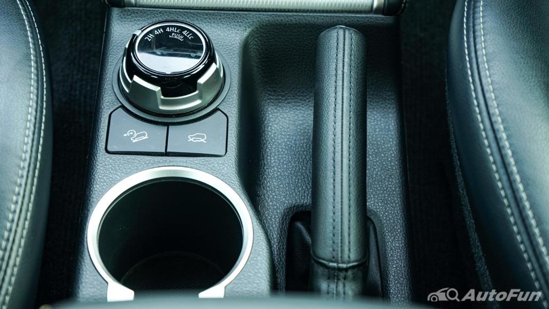 2020 Mitsubishi Triton Double Cab 4WD 2.4 GT Premium 6AT Interior 021