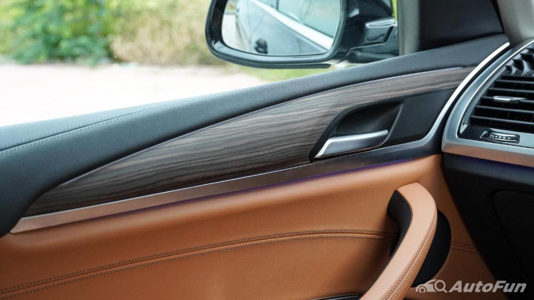 2020 2.0 BMW X3 xDrive20d M Sport Interior 035