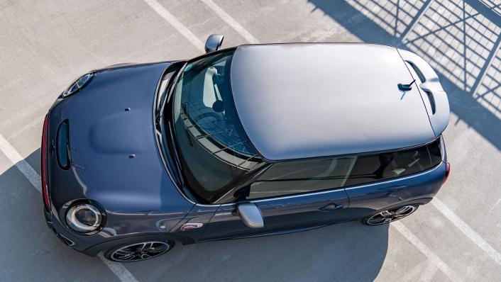 2021 Mini 3-Door Hatch John Cooper Works GP Inspired Edition Exterior 003