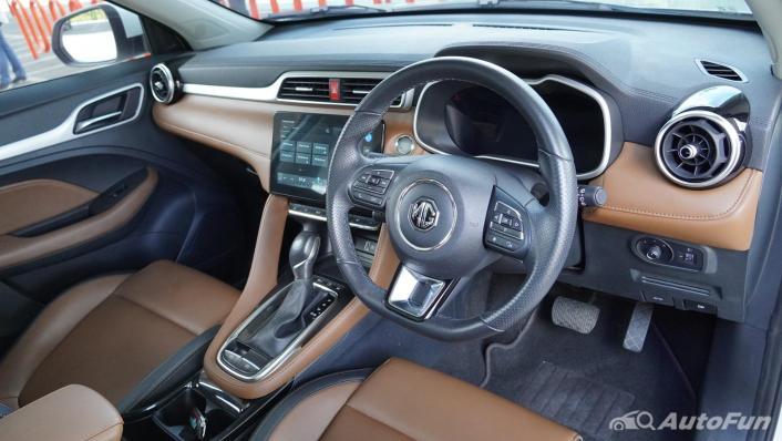 2020 MG ZS 1.5L X Plus Interior 002