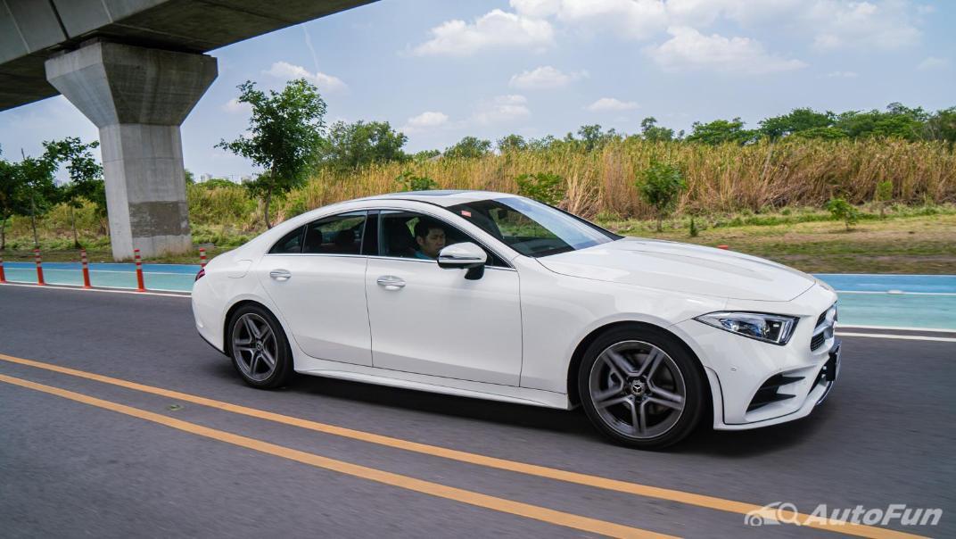 2021 Mercedes-Benz CLS 220 d AMG Premium Exterior 063