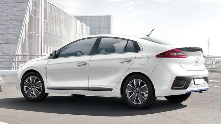 Hyundai Ioniq 2020 Exterior 006