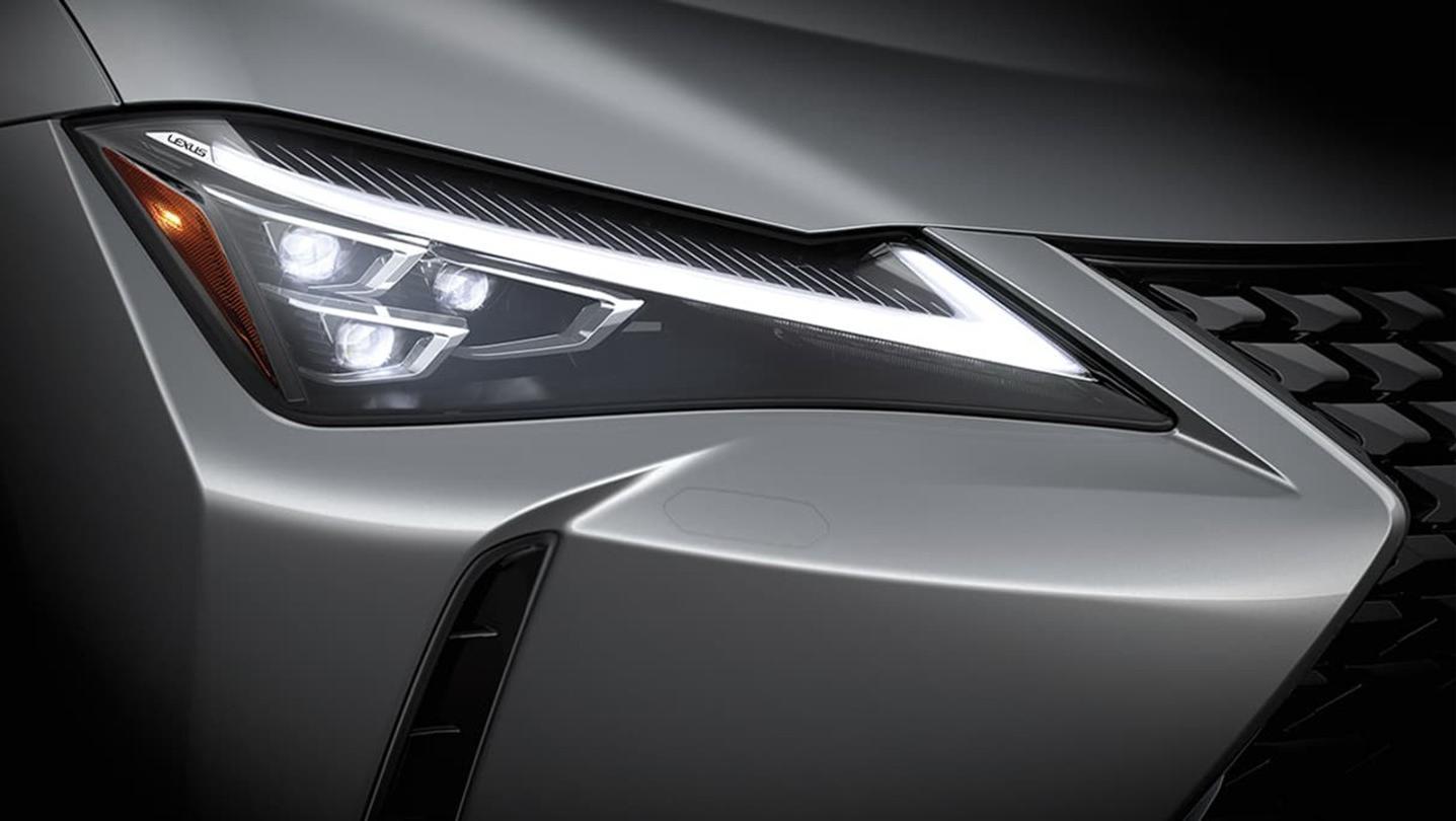 Lexus UX 2020 Exterior 007