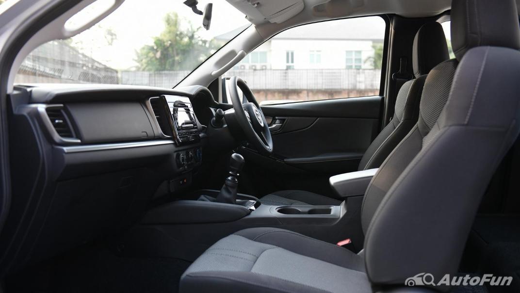 2021 Mazda BT-50 Pro Freestyle Cab 1.9 S Hi-Racer Interior 018
