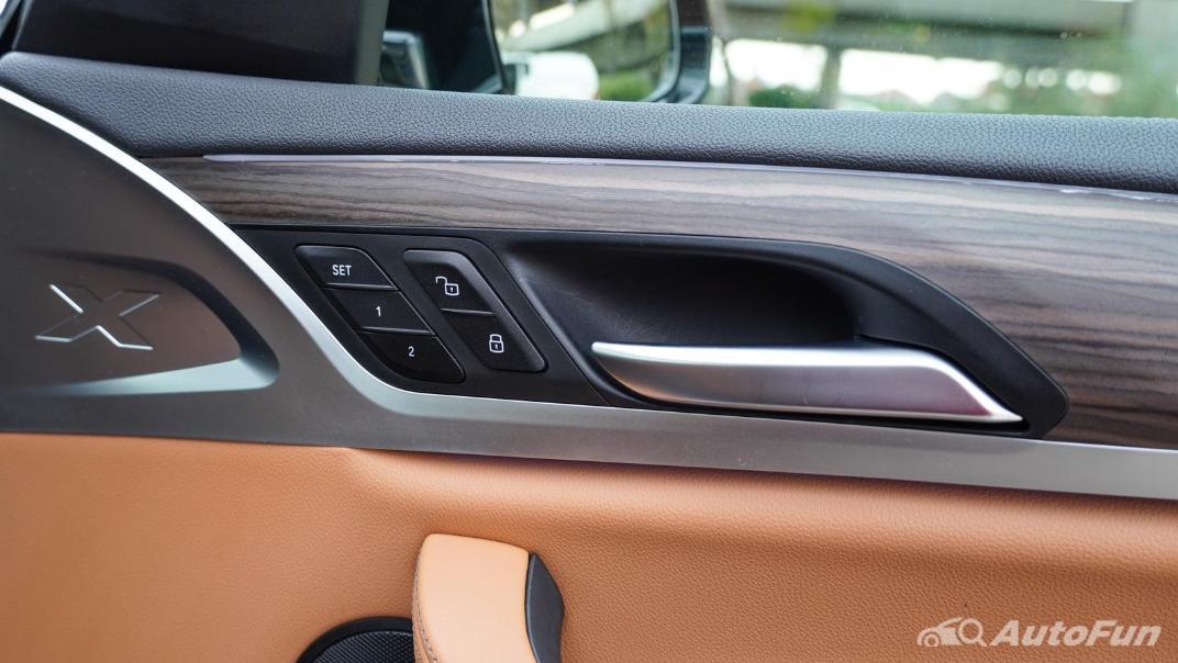 2020 2.0 BMW X3 xDrive20d M Sport Interior 072