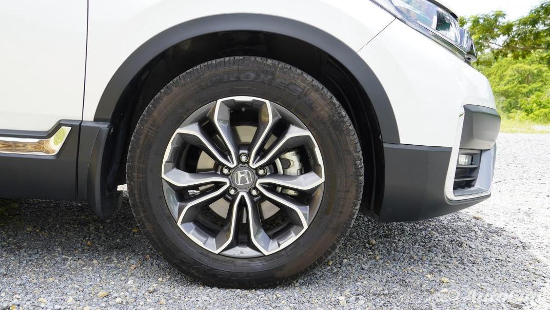 2020 Honda CR-V 2.4 ES 4WD Exterior 037