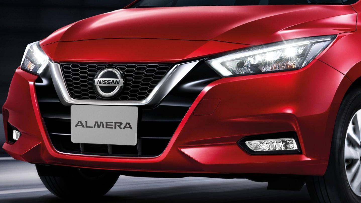 Nissan Almera 2020 Exterior 014