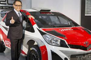 คิดให้ดีก่อน! ซีอีโอ Toyota เตือนรถยนต์ไฟฟ้าทำคนตกงานหลายล้านคน