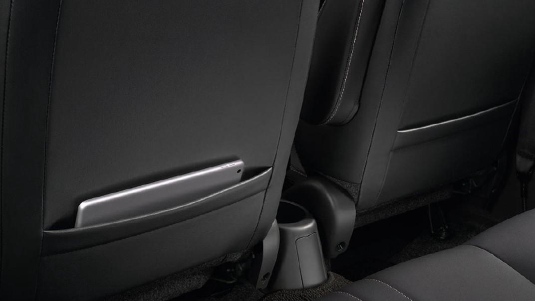 Mitsubishi Attrage 2020 Interior 010