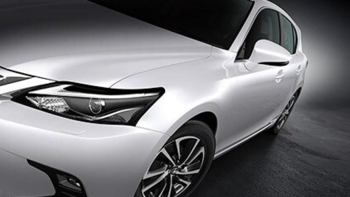 Lexus CT 2020 Exterior 001