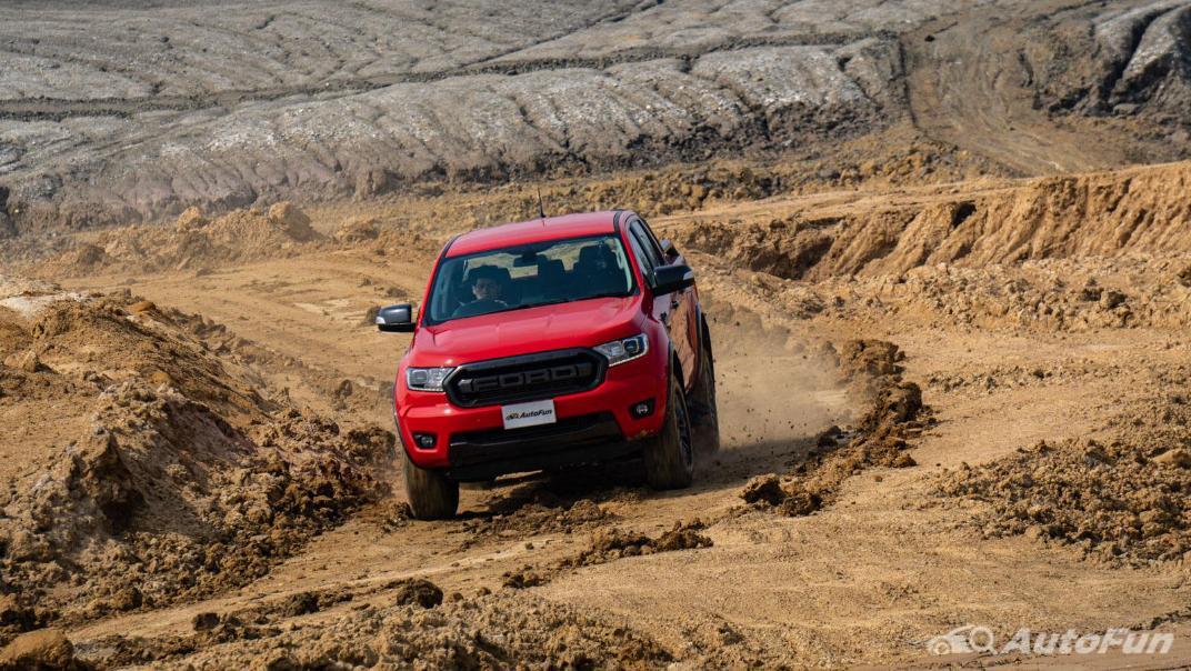 2021 Ford Ranger FX4 MAX Exterior 049