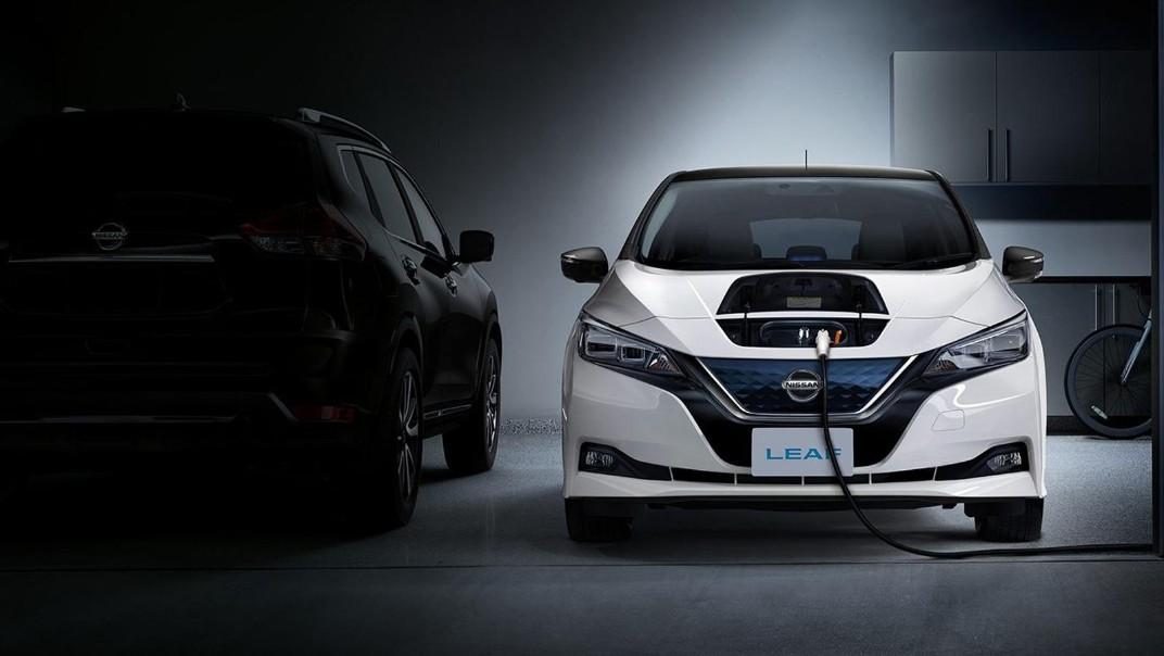 Nissan Leaf 2020 Exterior 007