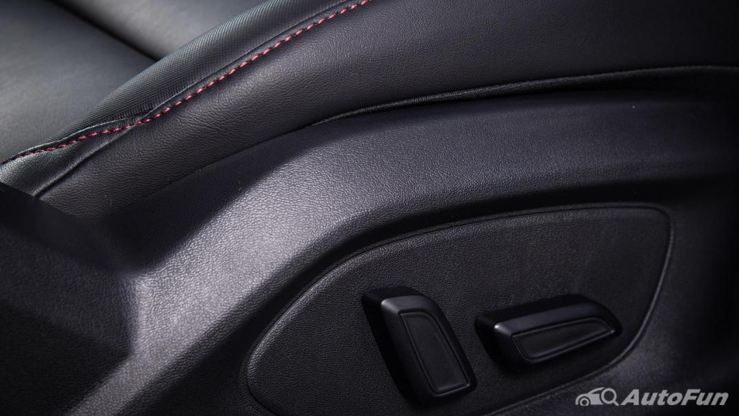 2021 MG 5 Upcoming Version Interior 073