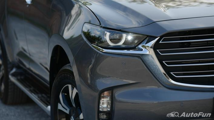 2021 Mazda BT-50 Pro Double Cab 3.0 SP 6AT 4x4 Exterior 010