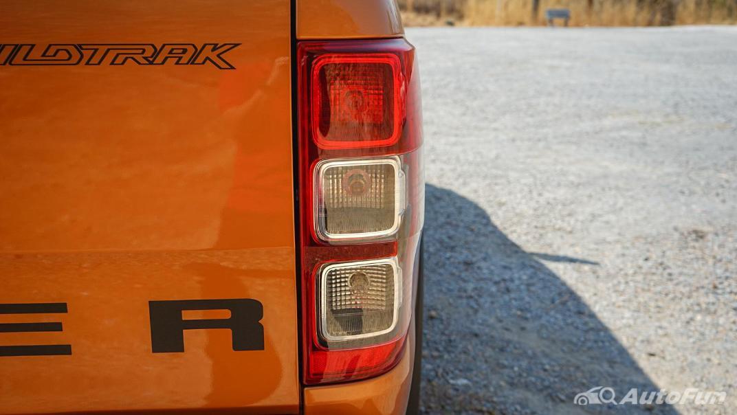 2020 Ford Ranger Double Cab 2.0L Turbo Wildtrak Hi-Rider 10AT Exterior 013