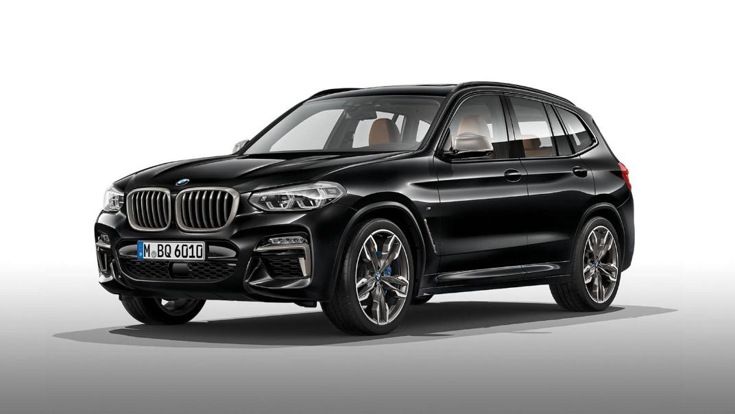 BMW X3-M 2020 Exterior 010