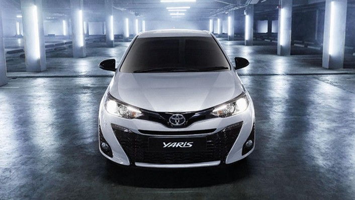 Toyota Yaris Public 2020 Exterior 002