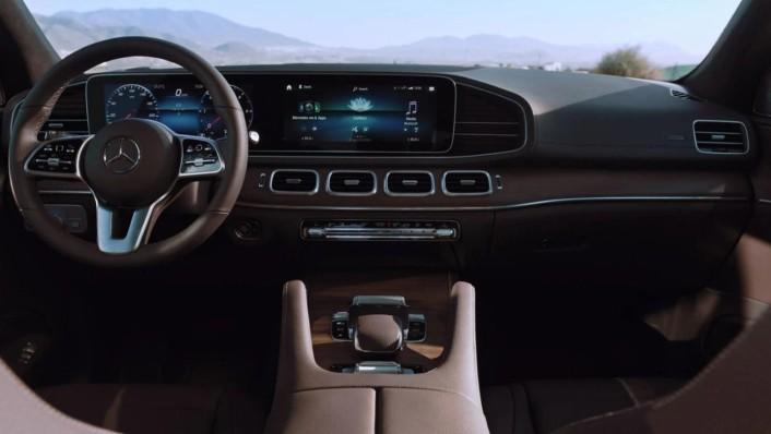 Mercedes-Benz GLE-Class 2020 Interior 001