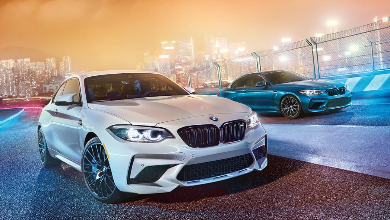 BMW M2-Coupe 2020 Exterior 008