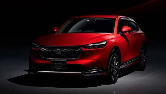 2021 Honda HR-V Upcoming Version Exterior 004