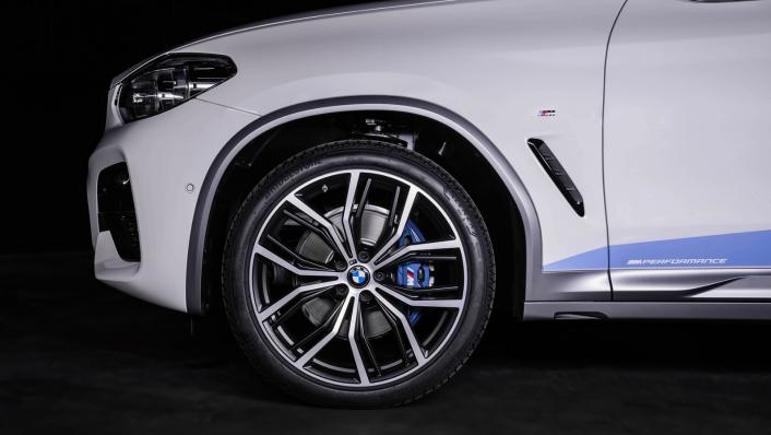 2021 BMW X4 xDrive20d M Sport X Exterior 006