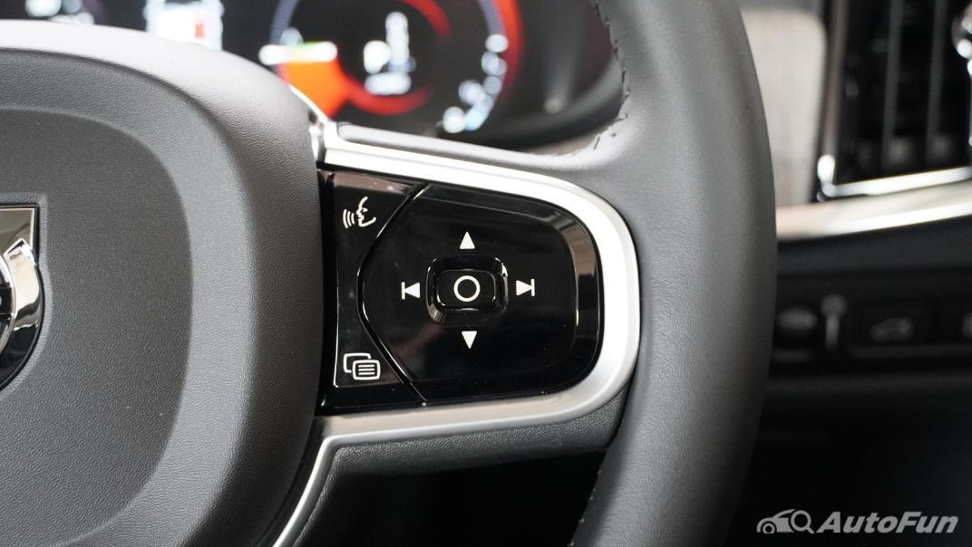 2021 Volvo S90 Recharge Interior 007