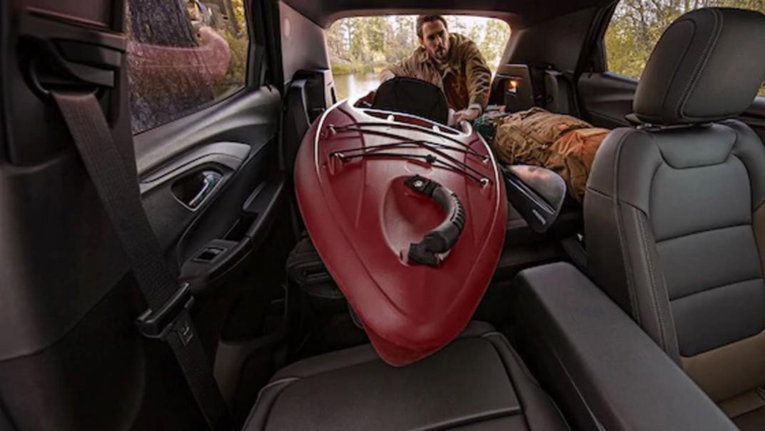 Chevrolet Trailblazer Public 2020 Interior 004