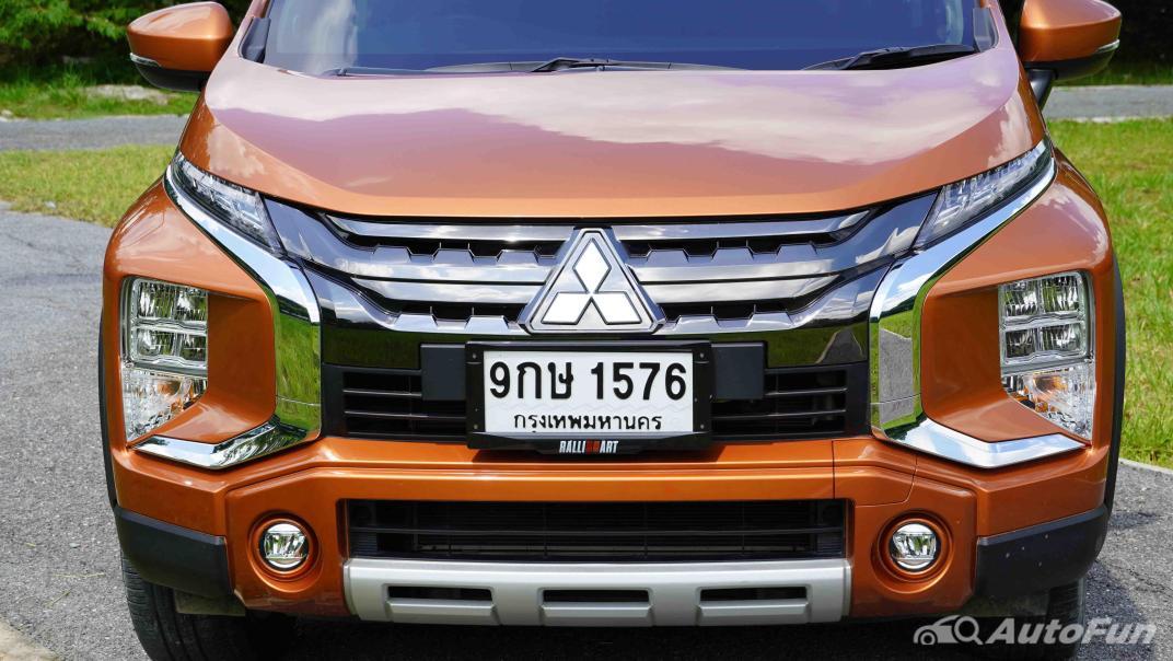 2020 Mitsubishi Xpander 1.5 Cross AT Exterior 013
