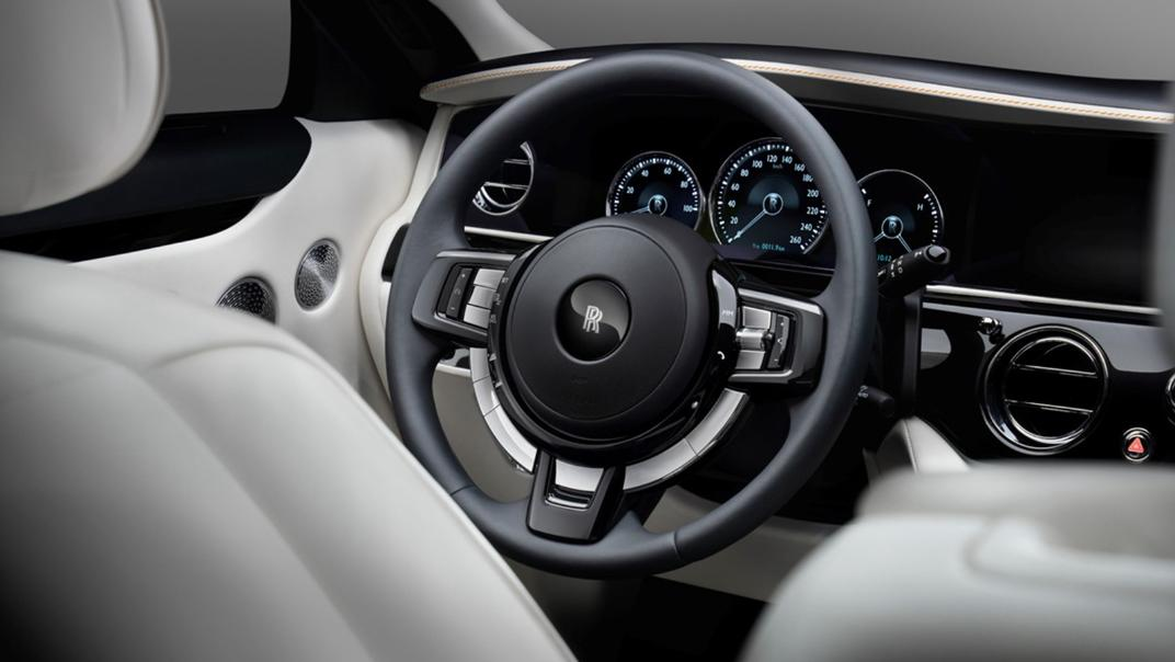 2021 Rolls-Royce Ghost Extended Interior 001