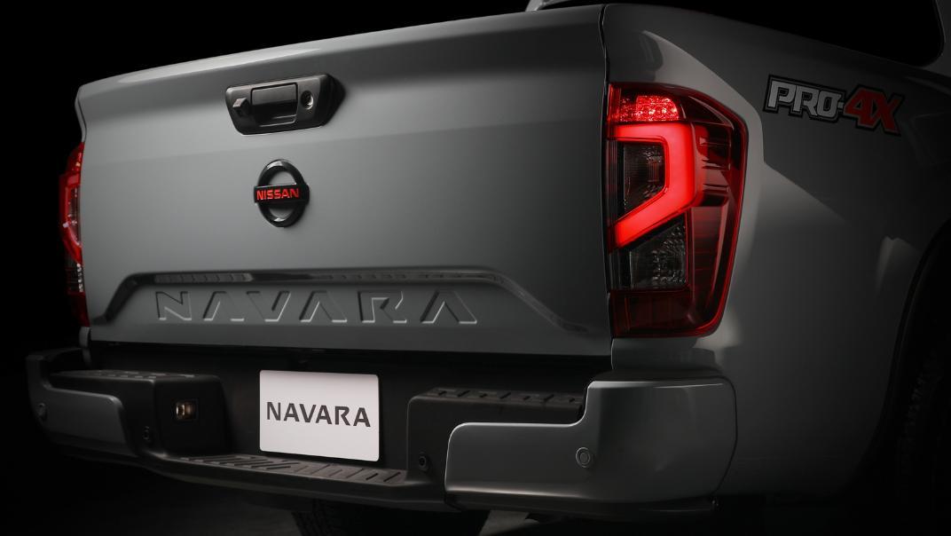 2021 Nissan Navara PRO-4X Exterior 151