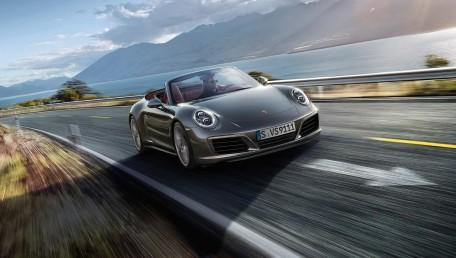 2021 Porsche 911 3.0 Carrera Cabriolet ราคารถ, รีวิว, สเปค, รูปภาพรถในประเทศไทย | AutoFun