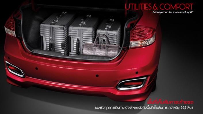 Suzuki Ciaz 2020 Interior 008