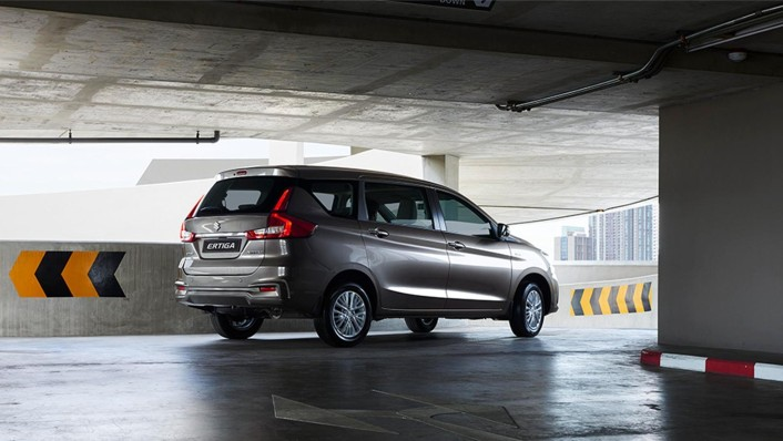 Suzuki Ertiga 2020 Exterior 007