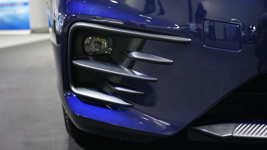 2021 Honda City e:HEV RS Exterior 074